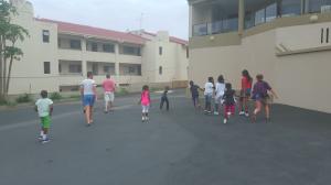 Tsholofelo children
