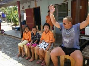 Pallet furniture arrived in Thailand